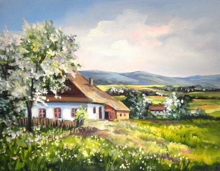 IN LUMINA PRIMAVERII / Bulgaru Anca