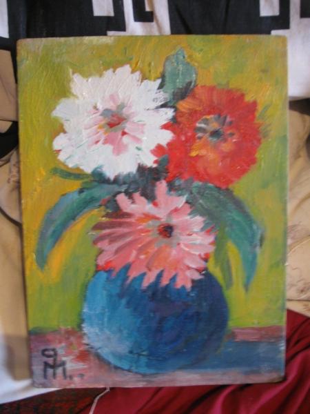 Flori pt. 1 Martie / PLĂVEȚI MIHAI