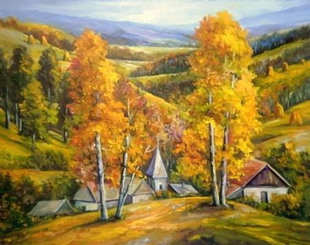 Amiaza unei toamne / Bulgaru Anca