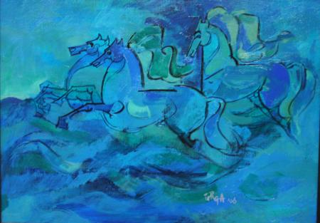 Cai la mare / Iorga Nicolae