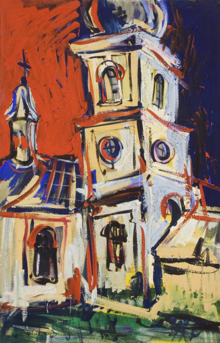 Catedrala / Buhaniuc Mihai