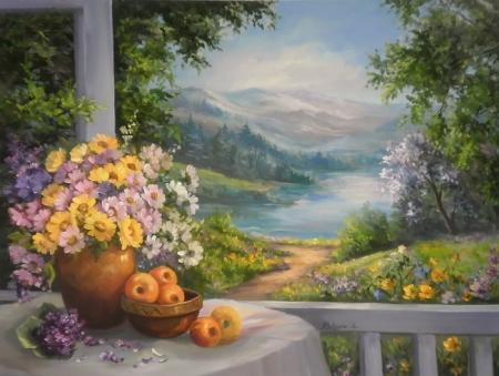 Dimineata de florii / Bulgaru Anca