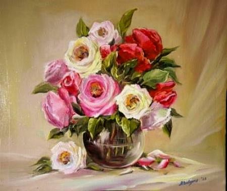 Trandafiri / Bulgaru Anca