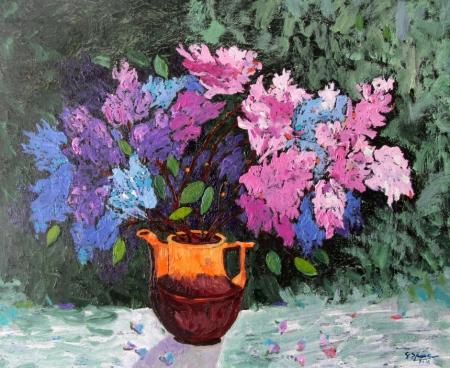 flowers / Spaiuc George