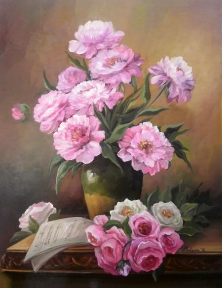 Poezie in roz / Bulgaru Anca