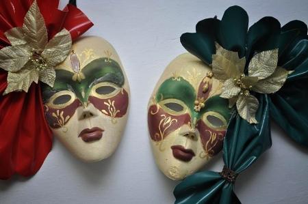 Masti decorative / Cozma  Lucian