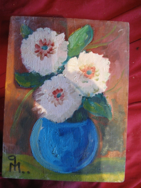 Flori albe / PLĂVEȚI MIHAI