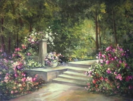 Aleea trandafirilor / Bulgaru Anca