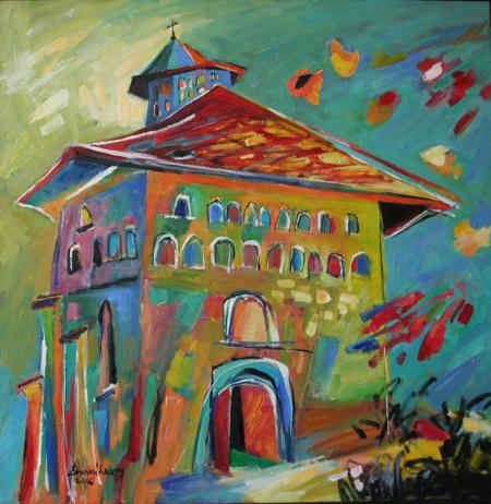 Manastirea Moldovita / Dumitrescu Marinella