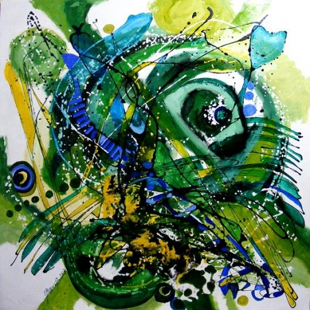 craiul verde / Bissinger Elena