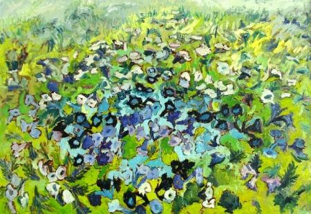 Paradisul florilor / Spaiuc George