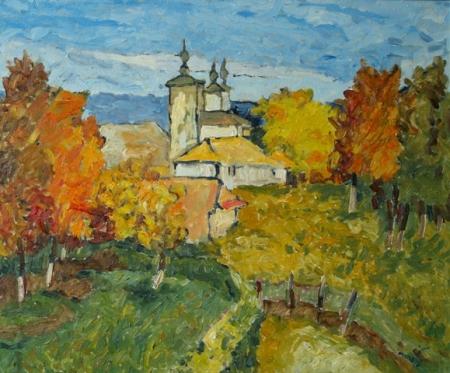 Manastirea Agafton / Spaiuc George
