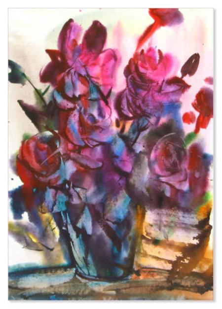 Trandafiri / Morarescu Ion