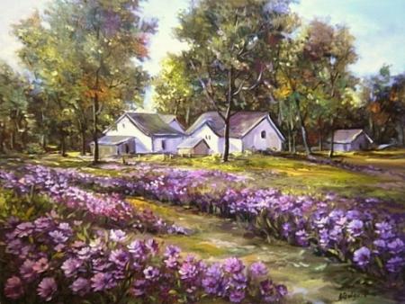 August violet / Bulgaru Anca