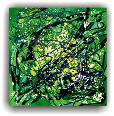 Ploaia verde / Bissinger Elena
