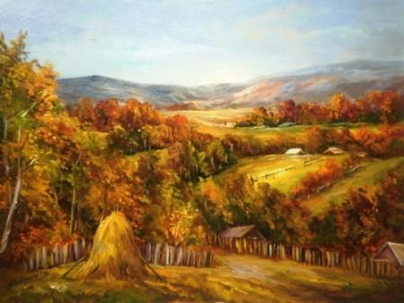 Culorile toamnei / Bulgaru Anca