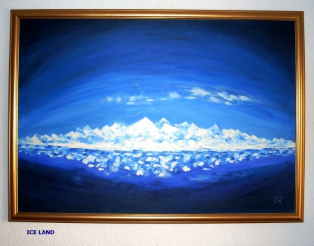 ICE LAND / Popescu Constantin P.