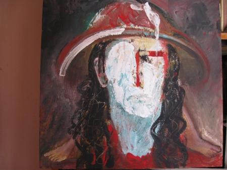 Autoportret- 2010 / PLĂVEȚI MIHAI