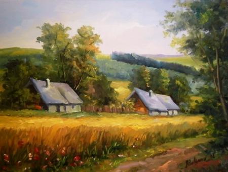 Zi de toamna / Bulgaru Anca