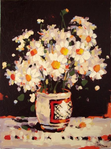 cana cu flori / Deliu Doru Cristian
