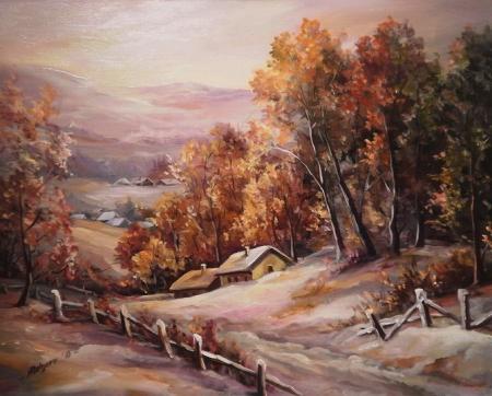 Tacere ninsa in culori / Bulgaru Anca