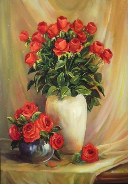 Trandafiri de sarbatoare / Bulgaru Anca