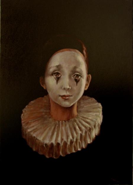 Portret de harlequin / Deliu Doru Cristian