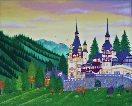 Castelul Peles / Trasca Lavinia