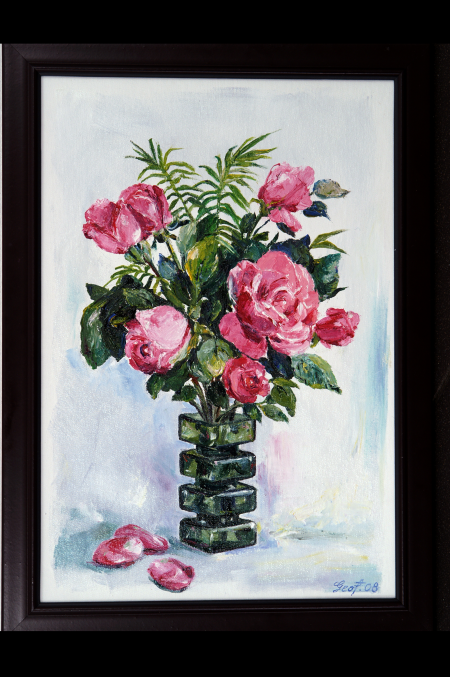Trandafiri 1 / Tuca Georgeta