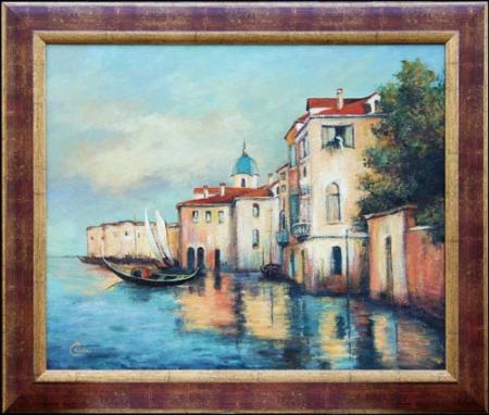 Venise landscape / Chiriac Liliana