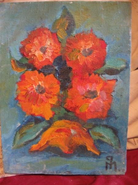 Flori roșii / PLĂVEȚI MIHAI
