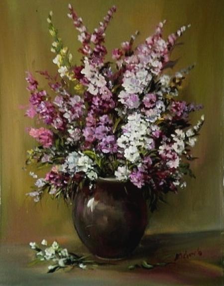 Flori de cimp / Bulgaru Anca
