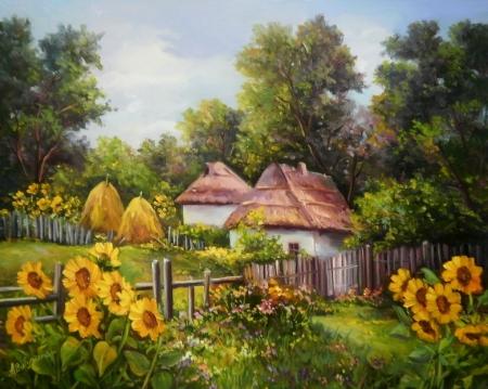 In gradina soarelui / Bulgaru Anca