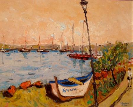 Barci la Balcik / Spaiuc George