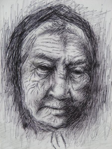 cap de expresie / Florea Valentin-Gabriel