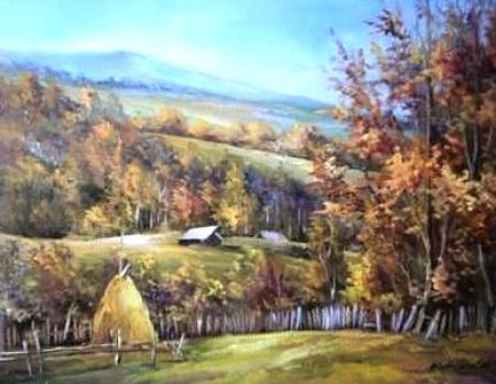 in soare de Maramu / Bulgaru Anca