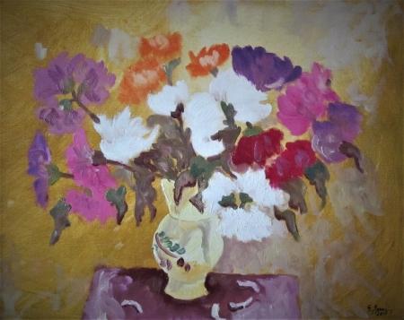 Crizanteme / Spaiuc George