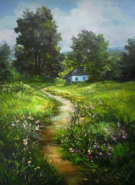 Iarba verde de acasa / Bulgaru Anca