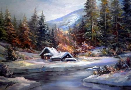 Basm de iarna / Bulgaru Anca