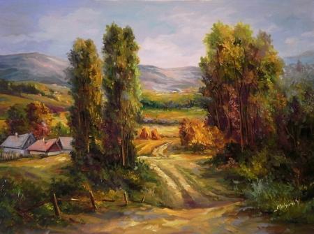 Iunie in Maramures / Bulgaru Anca