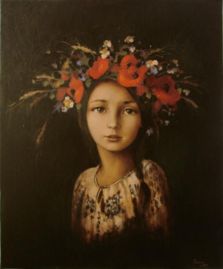 Coronita de flori de vara / Deliu Doru Cristian