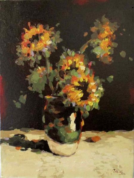 cana cu floarea soarelui / Deliu Doru Cristian