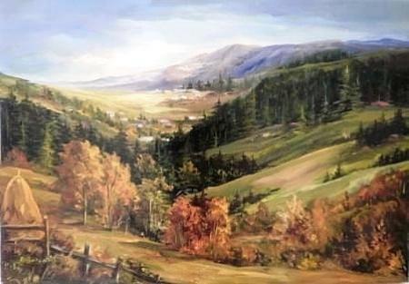 Culorile Magurei / Bulgaru Anca