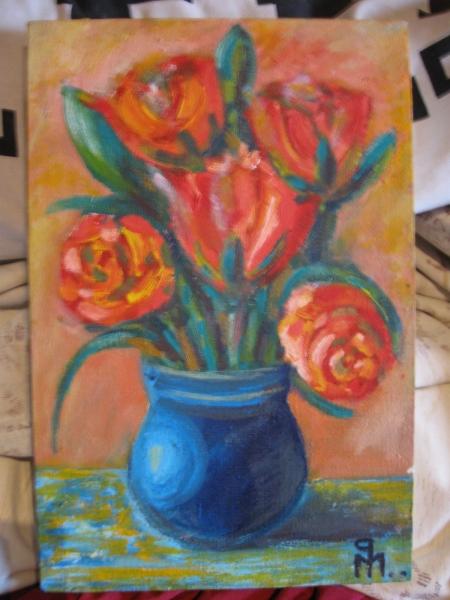 Flori 2 / PLĂVEȚI MIHAI