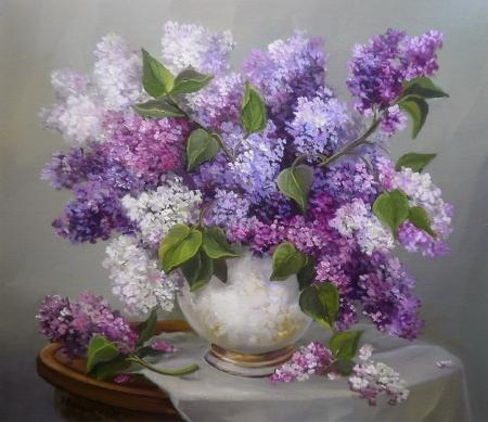 Romanta in lila / Bulgaru Anca