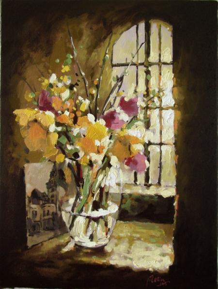 flori in lumina sinaiei / Deliu Doru Cristian