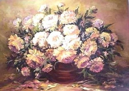 Flori de toamna / Bulgaru Anca
