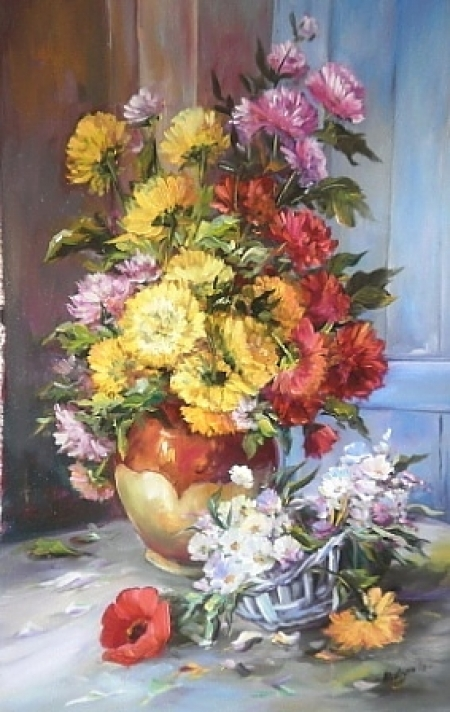 Aranjament floral / Bulgaru Anca
