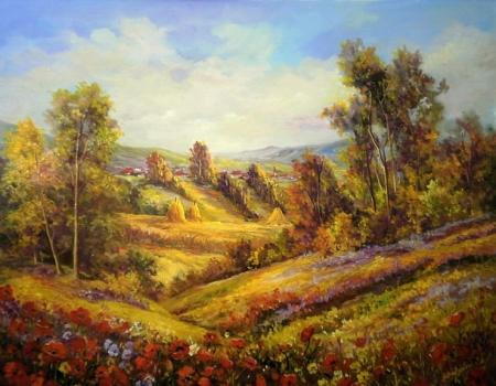 Culorile Bucovinei / Bulgaru Anca