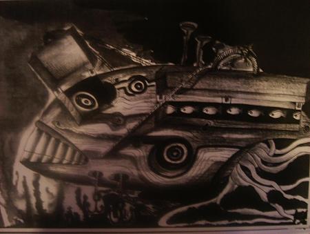 submarine1 / Hristea  Silvana